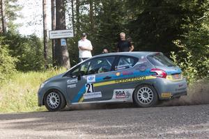 Eddie Lundqvist/Olle Erixon, Sandvikens MK, Katrineholms MK