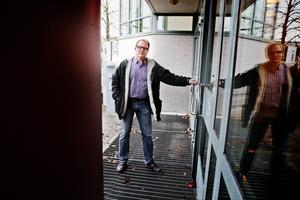 Erik Nilsson, säkerhetsansvarig vid Örebro universitet. Arkivbild: Veronika Ljung-Nielsen