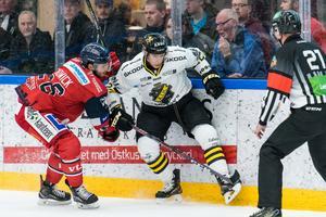 Inga poäng på bortaplan för AIK denna gång. Foto: Bildbyrån