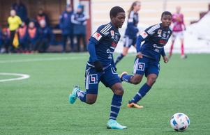 Temwa Chawinga gjorde matchens enda mål.