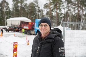 Stefan Sundblad hoppas kunna erbjuda guidningar i den nya miljön redan i vår. Men det kommer ta många år innan den står färdig.