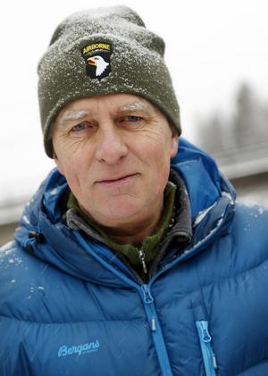 Bengt Persson är kassör i Gimåns övre fvo:s styrelse.