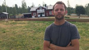 Mikael Jonasson, Härjeåsjöns lantbruk.