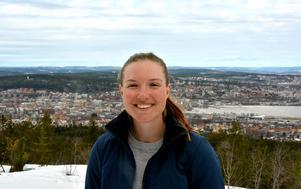 Äventyraren Fredrika Eks mål under 2018 är en fast bostad.