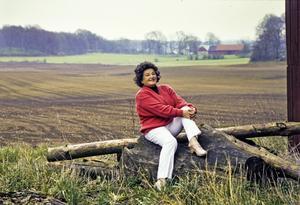 Leif R Jansson/TTDen 11 augusti är det dags för den skånska hembygden att hylla Birgit Nilsson. Bilden är från Västra Karup 1988.