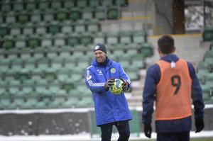 Naurin kommer att agera målvakts- och assisterande tränare den kommande säsongen.