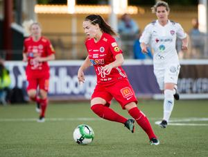 Emma Jansson är en av de som lämnar Kif. Bild: Emil Langvad/TT