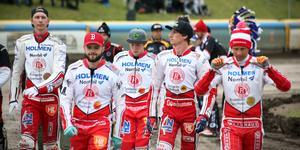 Rospiggarna var tillbaka på vinnarspåret mot Vetlanda.