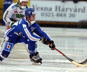 Sami Laakkonen i Vänersborgströjan 2003. Bild: Johan Främst/Scanpix