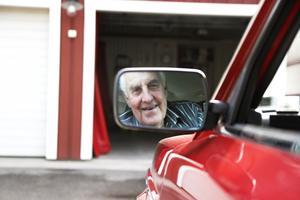 Sven-Olof Persson blickar tillbaka på många år bakom ratten.