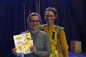 Kollegorna och vännerna Karin Westberg och Madeleine Wittmark träffades på musikhögskolan i Stockholm och är båda medlemmar i Ensemble Yria.