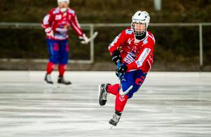 Filip Backström lämnar Västanfors för AIK.