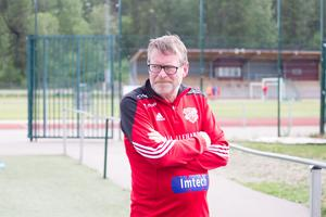 Mats Swartling, lagledare Sala FF.