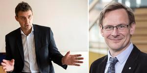 Ulf Larsson och Anders Fällström.