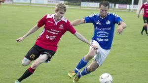 Mattias Sundberg och han Skinnskatteberg har haft en tung vecka i fotbollsfemman.