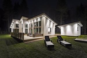 Foto: Mattias Elovsson/RE-media. Ett helt nybyggt hus ligger tvåa på klicktoppen.