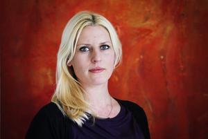 Johanna Sandberg missar årets bokmässa på grund av sjuka barn. Arkivfoto: Magnus Grimstedt