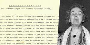 Landshövdingefrun Ellen Hagen tog initiativet till Gefleföreningen Rädda Barnen och blev dess första ordförande.