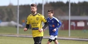Bland anfallarna är det Pierre Wilsson (bilden) och Victor Gustafsson som gjort det bäst med sina sju mål vardera.