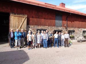 Parkinsonförbundet Dalarna på Visentparken. Foto: Läsarbild