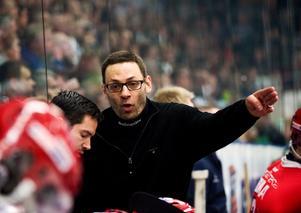 Peter Popovic var SSK:s tränare i två säsonger. Foto: Bildbyrån.