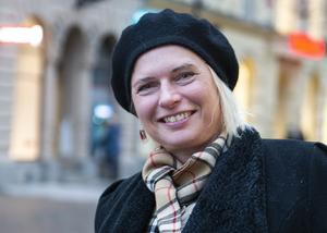 Carina Möllerberg, 52 år, kultursekreterare, Sundsvall