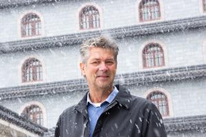 Thomas Sonesson, företagare i Uppsala.