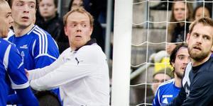 Patrik Haginge har varit gjort resan från superettan till allsvenskan två gånger med ÖSK. Arkivbild: Veronika Ljung-Nielsen.