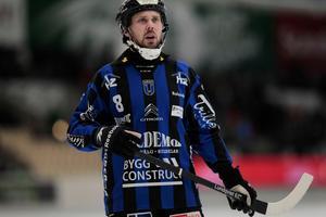 Johan Jansson Hydling i Siriuströjan.