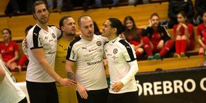 ÖSK Futsal går mot nytt kontrakt efter segern mot Djurgården.