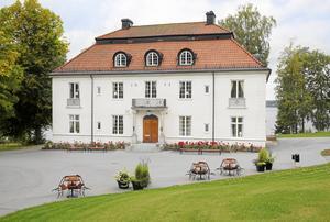 Bommersviks gamla huvudbyggnad.