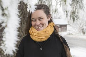 Konstnären Åsa Maria Hedberg äger sedan en tid tid tillbaka lokstallet i Hammerdal. Hon hoppas kunna restaurera upp byggnaden så den kan användas som ateljé och ett slags konstcentrum.
