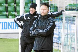 Mattias Nylund, tränare Sundsvalls DFF.