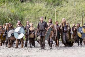 En bild ur tv-serien