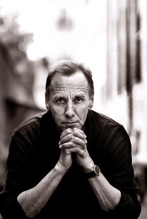 Håkan Nesser, författare till boken