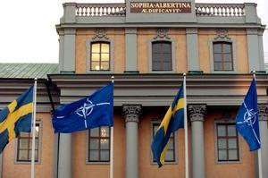 Efter det ryska övergreppet på Ukraina har försvarsdebatten tillförts ytterligare bränsle. Frågan om svenskt Nato-medlemskap har aktualiseras, skriver Erik Hafström.