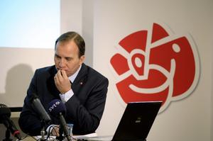 Stefan Löfven, den senaste att anama kravställandet.
