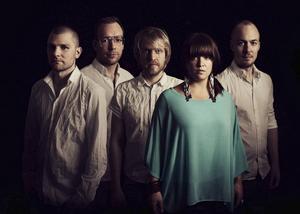 Lisa Björänge Quintet.