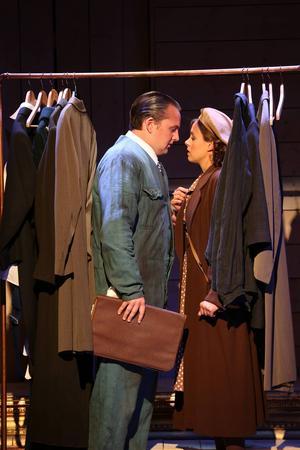 Kärlek i garderoben i