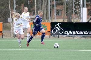 Elin Danielsson har det fortsatt jobbigt med skadeproblem.