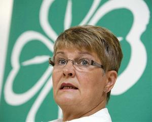 Norrland kan få 50 miljoner i transportbidrag. Det sa Maud Olofsson på Centerpartiets distriktsstämma i dag.
