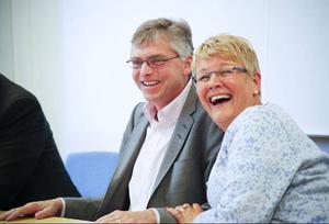 Ett välkommet beslut som Maud Olofsson och Per Åsling har arbetat hårt för.