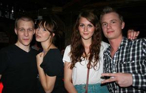 Konrad. Anders, Maria, Hanna och Niklas