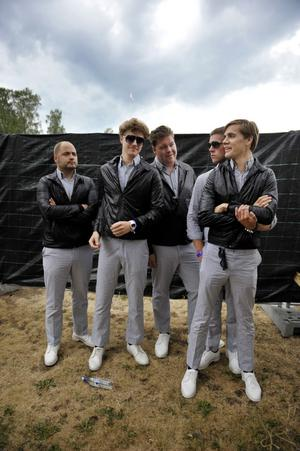 The Hives.