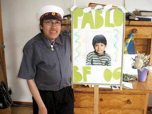 20-årige Pablo Douskos Alarcon försvann den 19 juli 2009. Den 2 augusti hittades Pablos döda kropp i vattnet vid Rossö i Kramfors kommun.