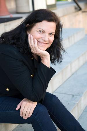 Irene Hynes debuterar som författare på bokmässan i Göteborg till helgen.