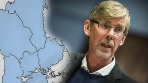 Landstingsråd Gunnar Barke (S) menar att SKL:s utredning visar att en folkomröstning om Region Svealand inte är en fråga för Landstinget Dalarna.