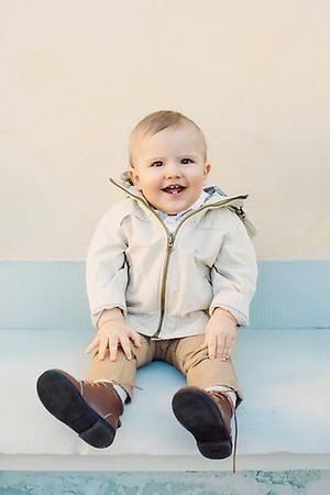 Vår 1-åriga Prins Alexander.