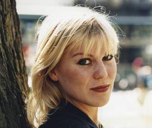 Josefin Nilsson gjorde sin första filmroll i långfilmen