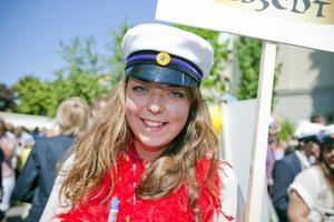 Kajsa Ekroth,18 år, Gävle:– Jag ska resa, jobba och lära mig språk. Jag vill lära mig tyska, spanska och franska.